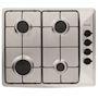 Plaque de cuisson 60 cm Gaz  Inox