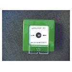 Bris de glace vert 1XNO/NF
