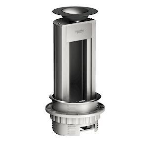Schneider Electric Ism20401 Optiline 45 Mini Boitier De Prises