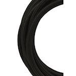 Câble Textile 3C Noir 3m