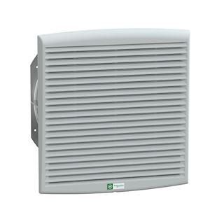 ClimaSys CV - ventilateur 850m3/h - 230V - IP54 - avec grille et filtre G2