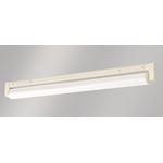 Luminaire apparent ERFURT LED EXTREME m1200, PMMA, très intensif, 4030lm 28W