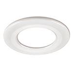 Collerette ronde H4 Pro 550 blanc brillant