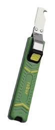 Dénude-câbles à lame tournante capacité 8 à 28 mm