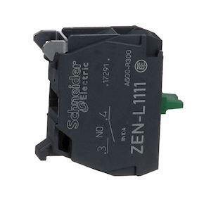 Harmony XAL - bloc contact F pour boite - raccordement vis étrier