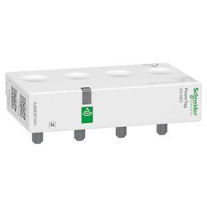PowerTag - capteur de mesure radio-fréquence - iC60 iID DT60 - 3P+N 63A - amont