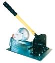 Métreuse-cisaille MC-35, cisaille à cliquet stationnaire SR52, câble D= maxi 35m