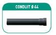 D.44 CONDUIT LG 2.40 M