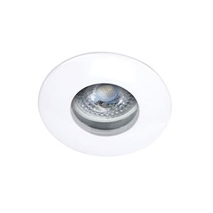 HIDRO - Encastré GU5,3, IP20/65, Vol.1, rond, fixe, blanc, lampe non incl.