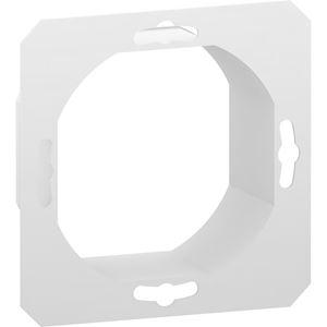 /Cadre 3/postes Blanc Schneider electric mur39109/