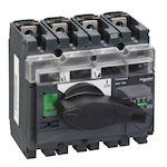 interrupteursectionneur à coupure visible Interpact INV100 4P 100 A