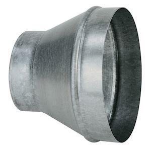 réduction conique 160/125 - reduction conique d160/125