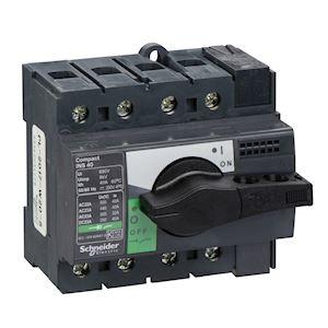interrupteursectionneur Interpact INS40 4P 40 A