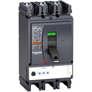 Compact NSX - disjoncteur NSX400HB2 - Micrologic 2.3 - 400 A - 3 P 3d