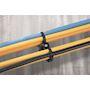 Lanière de fixation 150 x 4.6 mm pour goujon D= 5 mm en PA66HS noir - T50SDSBS5