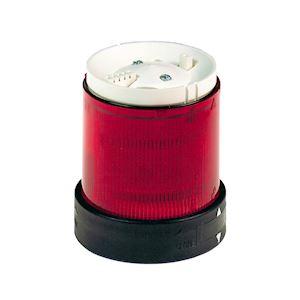Harmony XVBC - élément lumineux - fixe - rouge - 24Vca/cc