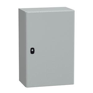 Spacial S3D - H600xL400xP250 - porte pleine