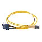 CORD OPT DPLEX LC/SC OS2 2M