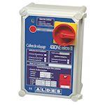 Axone Micro II-1 Vitesse/Désenfumage-Triphasé 16.7A+Inter Proximité+Pressostat
