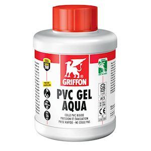 PVC-GEL-AQUA Colle en gel spéciale Eau Potable 500ml