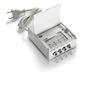 Amplificateur d'intérieur fixe, 1entrée/2sortie VHF+UHF 15dB