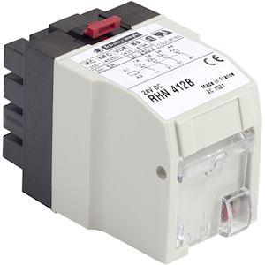 Zelio Relay RH - relais embrochable - 4 OF - test + visu - 24VDC
