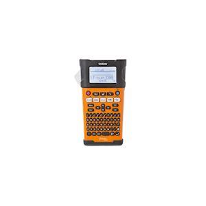 Etiqueteuse portable 18mm avec mallette, adaptateur secteur et un ruban TZeS641