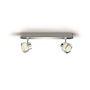 Bathroom - Mirror Lights - Moments Resort bar/tube chrome 2x4.5W SELV