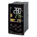 Régulateur de température, 48x96 mm, entrée capteur: température et analogique,