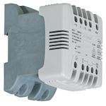 Transformateur de commande et sécurité à vis -prim 230/400V/sec 24/48V -160 VA