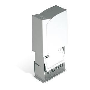 Kit pré-ampli LTE réglable 2 entrées UHF + VHF avec alimentation 2 sorties