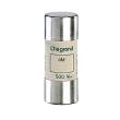 Cartouche industrielle cylindrique - aM - 22x58 mm - sans percuteur- 125 A