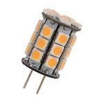 LED G6.35 19X35 10-30V DC 3W 3000K