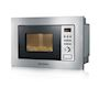MICRO-ONDES MW7880 800W INOX-BROSSE/NOIR