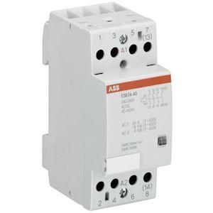 Contacteur modulaire 24A-3P NO+1P Nf-24VAC