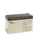 Batterie stationnaire étanche au plomb gamme ECO 7Ah 12V ' bac fr
