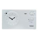 Thermostat d'ambiance  programmable sans réserve de marche 24h 7j