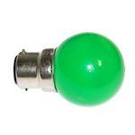 Lampe B22 LED SMD Vert ø 45-47mm 230V