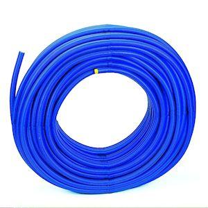 Tube MultiSkin Gainé Bleu 32x3 - 50m