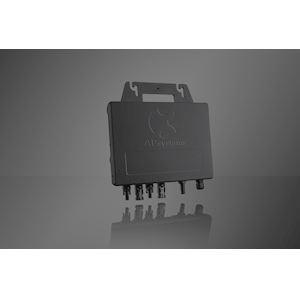 Micro-onduleur duo avec 2 MPPT monophasé 230V AC-50Hz avec profil réseau EU préc