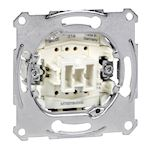 Aquadesign - mécanisme simple va-et-vient - 10AX/250Vca - connexion rapide