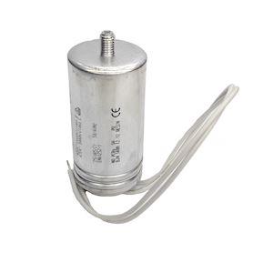 Condensateur µF 20 avec câbles et queue